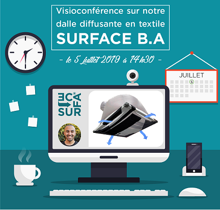 Webinar Dalle SURFACE B.A by ATC